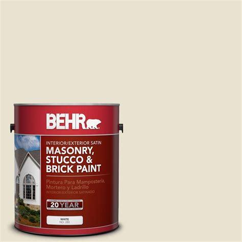 home depot paint eggshell finish behr premium 1 gal ms 33 eggshell white satin interior