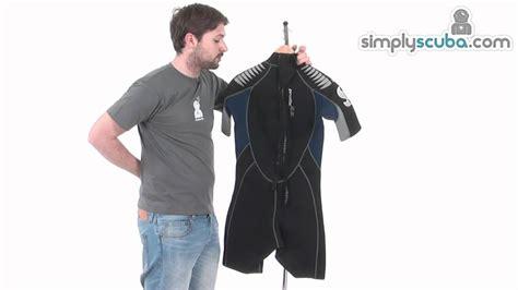Scubapro Wetsuit Oneflex Shorty 25mm scubapro mens profile shorty 2 5mm wetsuit www simplyscuba