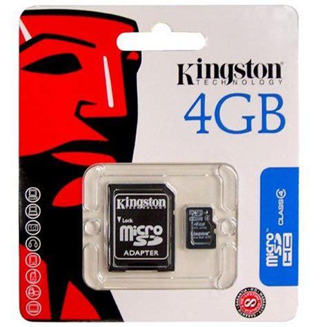 Micro Sd 4gb Toshiba Original Non Packing kingston memoria microsd 4gb por s 243 lo 15 000 pc everest