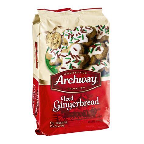 gingerbread cookies walmart