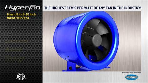 hyper fan 10 inch hyper fan mixed flow fans 6 inch 8 inch 10 inch