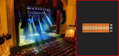 capitol theatre port chester seating chart venue info the capitol theatre