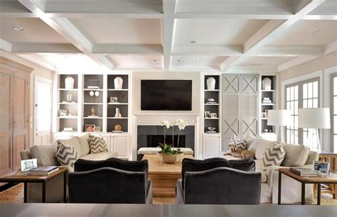 living room built ins with fireplace fireplace built ins transitional living room munger interiors