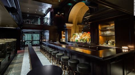 Top 10 Bars Nyc by The 50 Best Bars Around The World In 2016 Cnn