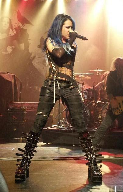 hot female metal singers marinavire alissa white gluz