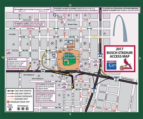 Parking Garage Near Busch Stadium by Busch Stadium Parking Images