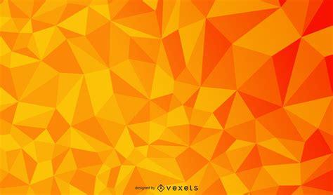 geometric pattern orange orange geometric polygonal triangle texture vector download