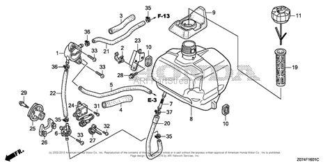 honda eu2000i parts diagram honda eu2000i ac generator jpn vin eaaj 1170001 parts