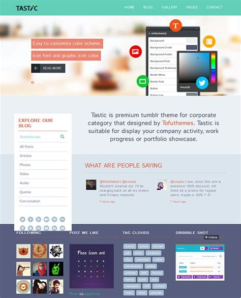 theme support generator 17 best images about 21 of the best retina ready tumblr