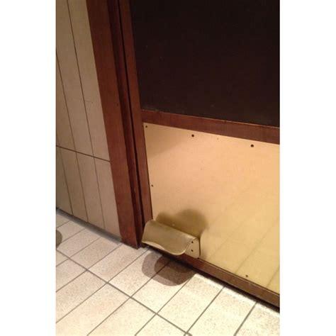 doorwave hands  foot pull brass ff