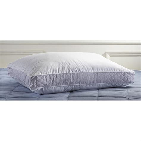 firm bed pillows perfect fit 174 extra firm density bed pillow 145188