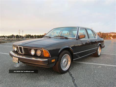 1986 bmw l7 e23 735i