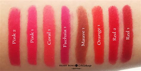 Lipstik Maybelline Gradation maybelline lip gradation swatches price buy