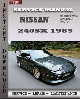 electric power steering 1992 nissan 240sx parental controls nissan 240sx 1989 service repair manual instant download