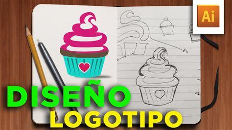 tutorial illustrator cupcake tutorial dise 241 o logo cupcakes adobe illustrator youtube