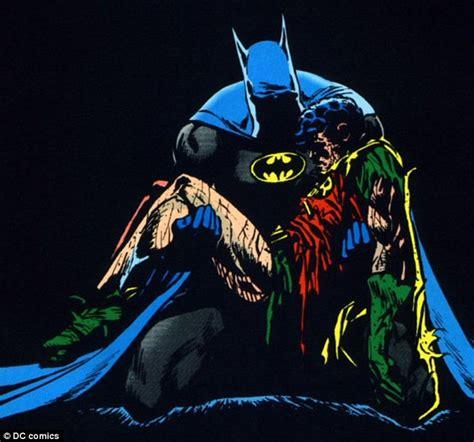 batman a in the family ben affleck reveals robin is dead in batman v superman