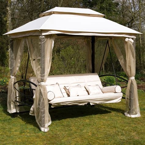 Customer Reviews For Ellister Luxor Swing Seat Gazebo
