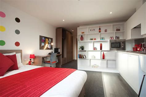 College Appartment by Gallery Apartments Glasgow Student Accommodation