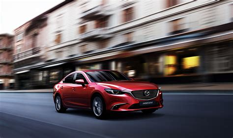 build a mazda 6 2015 2015 mazda 6 updated with new tech and trim only motors