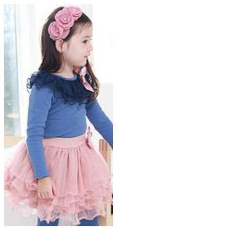 2in1 Flower Tutu Dress Anak grosir mix baju anak import ibu meta 021 921 555 91