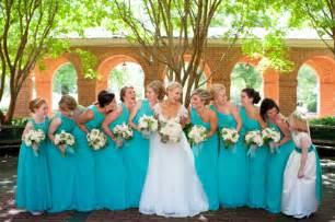 turquoise wedding it