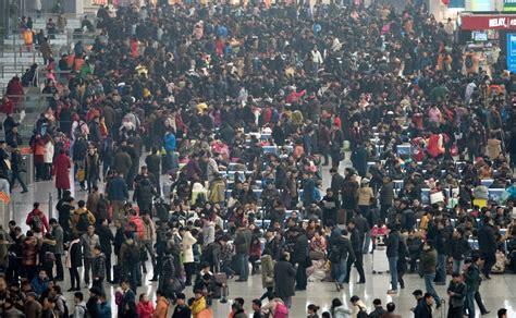 new year 2015 vacation china new year 2015 chunyun the largest annual human