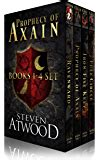Prophecy Of Axain path of the magi book one of the adventure