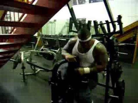hulk bench hulk at the gym youtube