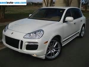 2009 Porsche Cayenne Gts For Sale For Sale 2009 Passenger Car Porsche Cayenne Gts