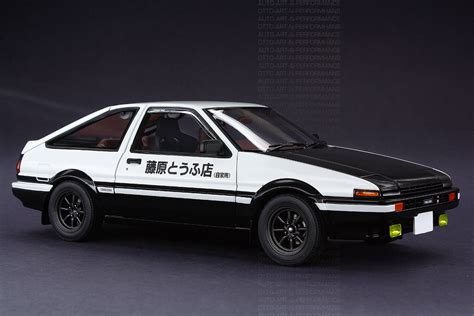 Toyota Ae86 toyota sprinter trueno ae86 initial d project d flickr