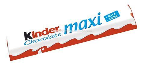 K A Maxy kinder maxi