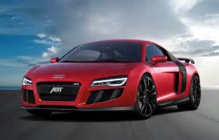 Audi R8 Abt Official Abt Audi R8 V10 Gtspirit