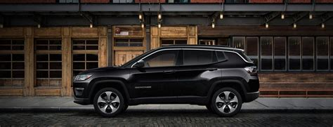 jeep crossover black 2018 jeep compass compact suv with road capability