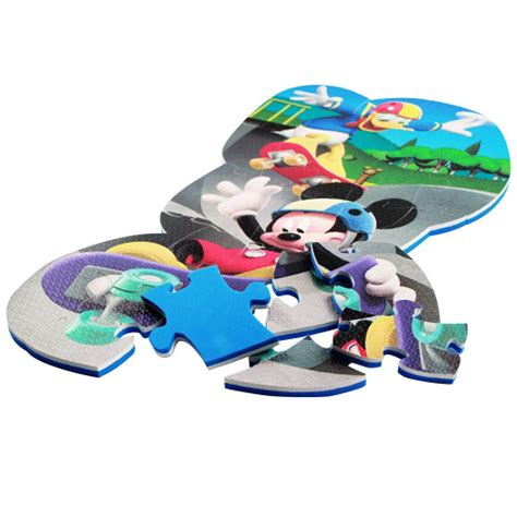 Disney Mickey Mouse Play Mat - disney mickey mouse clubhouse foam 25pc puzzle activity