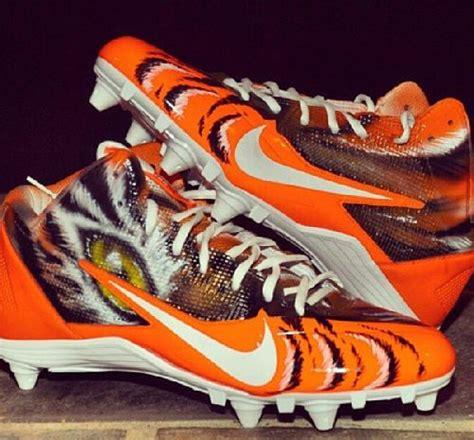 custom football shoes a j green to sport custom bengals cleats in week 1
