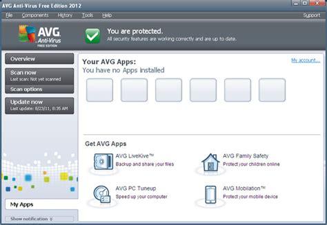 avg full version antivirus free download 2012 antivirus pc gratis