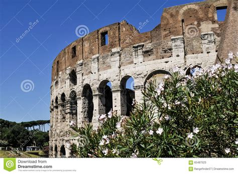sections of italy colosseum rome italy editorial stock photo image 65487523