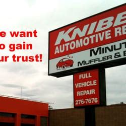Knibbe Automotive Repair   Motor Mechanics & Repairers