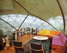 Dome Home Interior Design by Ouno Design 187 Geodesic Dome Redux