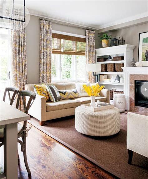 warm grey living room interior casual and kid friendly family home grey walls warm grey walls and grey