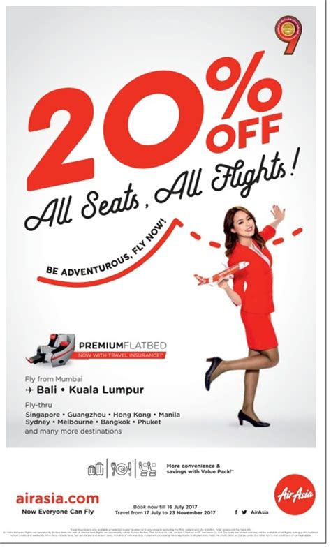 airasia value pack vip pax luxury made easy asia holiday sale ad advert gallery