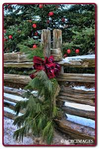 outdoor country christmas decorations photograph christmas