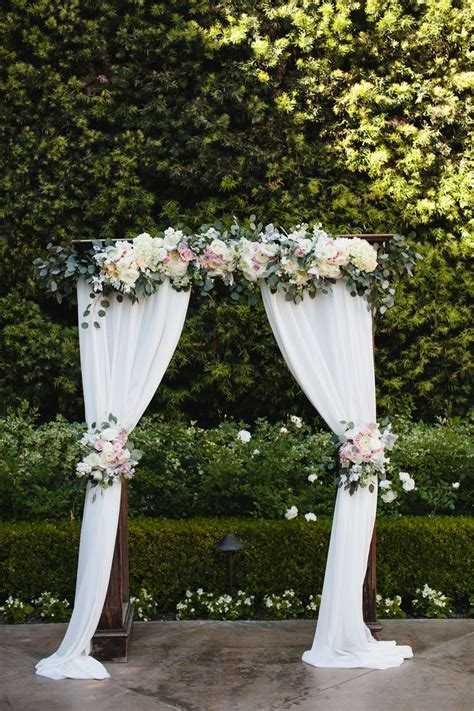 Wedding Arch by 25 Best Ideas About White Wedding Arch On