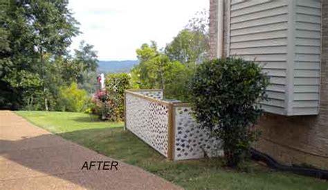 lattice privacy fence   vinyl lattice panels