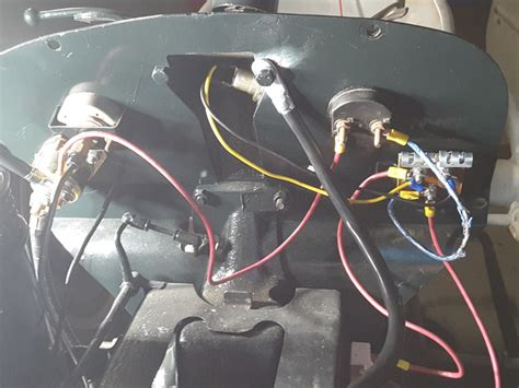 wiring diagram ford    forum yesterdays tractors