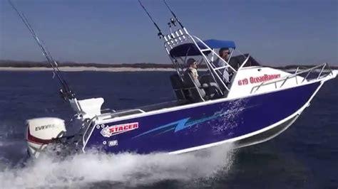 stacer boat covers stacer 619 ocean ranger plate boat doovi