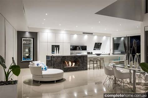 stunning home interiors seven stunning open plan interiors completehome
