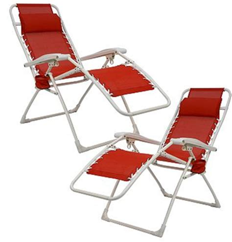 Maccabee Chair by Kohl S 2 Maccabee Sports Antigravity Chairs For 36 86