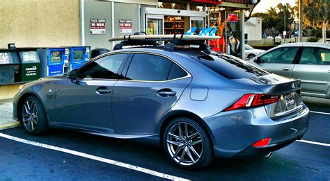 what whispbar roof racks for the 3is club lexus forums