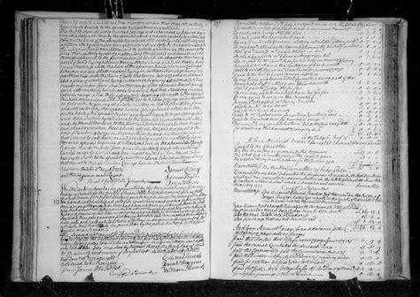 Ma Court Records Genea Musings Amanuensis Monday 1773 Division Of Land In Court Records For Estate